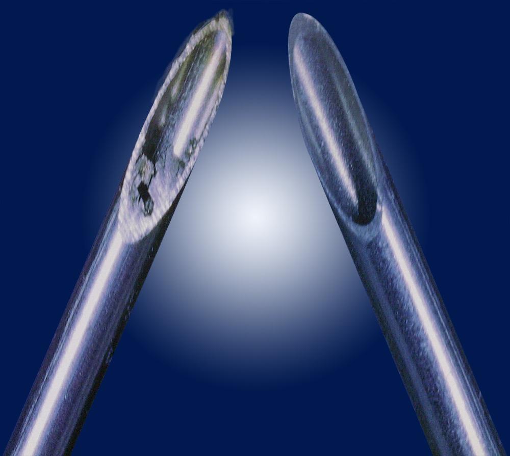 coupe de tubes électrochimique