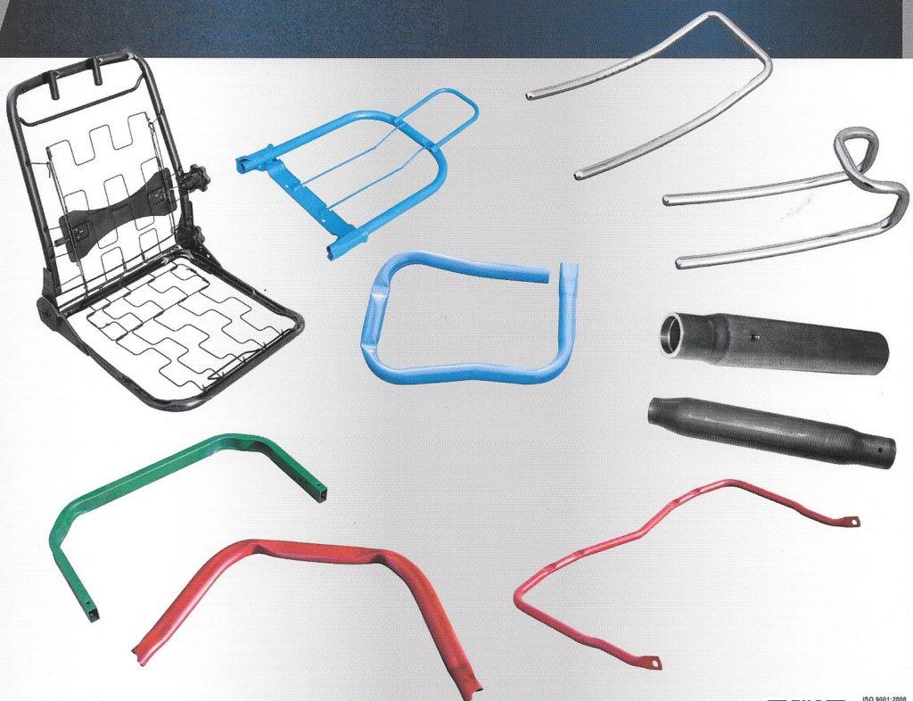 applications ligne transfert tube
