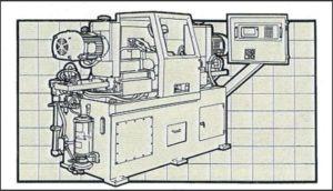 Machine à 2 têtes à usiner les extrémités